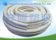 Lightweight PE Foam Heat Insulation Pipe For Air Conditioning Copper Pipe